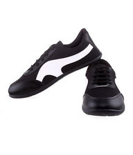Scoria  S-1 Black Casual Shoes