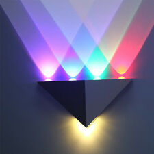 Triangle LED Wall Lights Room Lobby Stairs Modern Decor Fixture LED Wall Sconces