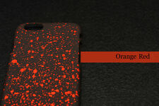 For Apple iPhone 6 Plus 5 5S 4 4S Ultra Thin Matte Star Fitted Case Skin Cover