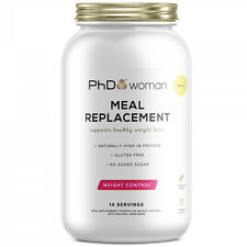 PHD WOMAN MEAL REPLACEMENT WEIGHT LOSS SLIMMING TONING DIET POWDER DRINK SHAKE