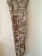 British Army Desert Tropical Trousers, very good condition