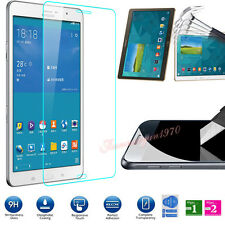 Premium Tempered Glass Screen Protector Film For Samsung Galaxy Tab Tablet PC
