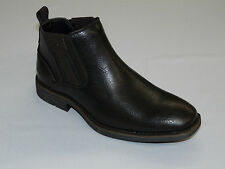 Men's KENNETH COLE REACTION Slip On Boot Leather BE A WEAR RM62221SY Brown