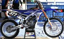 2014 N-Style Valli Yamaha Team Graphic Kit Yzf 250/450 14-15