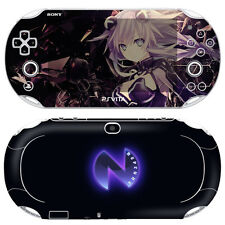 POPSKIN Skin Decal Stickers For PS VITA PCH-2000 2nd Gen Console NEPTUNE Designs