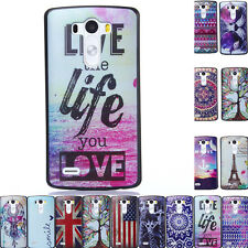 Cute Fashion Snap On For LG G3 Protect Back Case Cover Hard Pattern Design