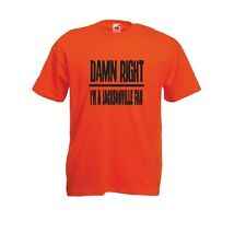 Jacksonville Damn Right Show Your City Pride Florida Funny Shirt