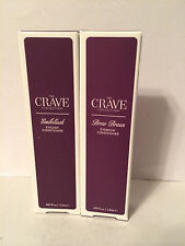 The Crave Collection Embellash Eyelash, Brow Braun Eyebrow Conditioner Treatment