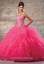 Colorful Gorgeous High Standard Organza Straps Quinceanera Dresses Custom Made