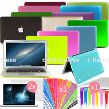 FREE Gifts Laptop Accessories Hardshell Hard Shell Case Cover for Apple MacBook