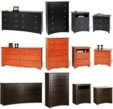 Mix & Match Bedroom Furniture Sets Dresser Drawers Nightstands Chest Dressers