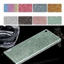 Perfect Fit Protected Bling Crystal Diamond Protector Film Case Cover For HuaWei
