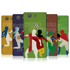 HEAD CASE DESIGNS FOOTBALL RIVALRIES CASE COVER FOR SONY XPERIA Z3 COMPACT D5833