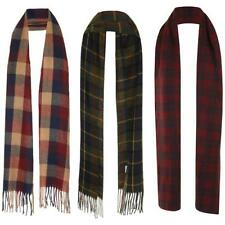 Vtg Style TARTAN SCARF Checked Check Plaid Wrap/Shawl Men/Women BNWT/NEW