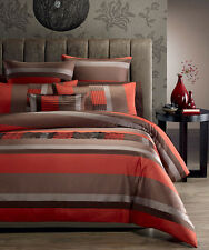 Phase 2 Santa Fe Jacquard Quilt Doona Cover Set  DOUBLE QUEEN KING EUROS CUSHION