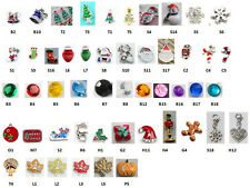 Floating Charms For Glass Lockets Many to choose from - US Seller
