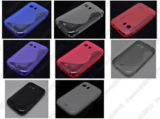 Multi Color S-Types TPU Silicone CASE Cover For Samsung Galaxy Y S5360