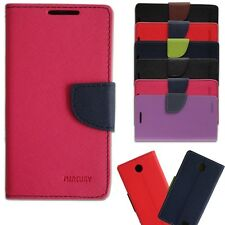 Mercury Wallet Flip dairy Case Cover For Samsung Galaxy S Duos 3 SM-G313HU