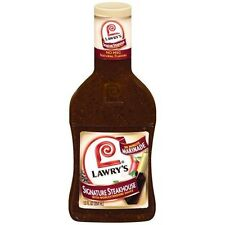 2 Pack Lawry's Marinade 12oz 8 Flavor Choices