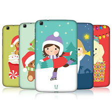 HEAD CASE DESIGNS JOLLY CHRISTMAS TOONS CASE FOR SAMSUNG GALAXY TAB 3 8.0 T311
