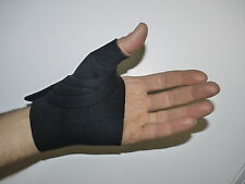 CMC thumb support restriction splint - made in the UK - NOT a cheap import