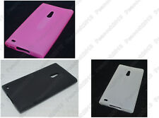 Multi Color Matting TPU Silicone CASE Cover For Nokia Lumia 800