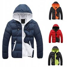 New Arrival Men's Winter Sweatshirts Jackets Thick Hooded Zip Coat Hoodies