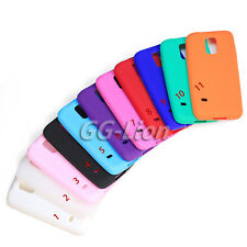 Soft Silicone Case Cover Skin for Samsung Galaxy S5 mini Duos,G800F / G800H