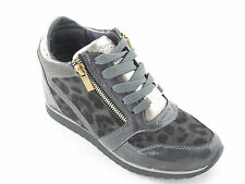 SCARPA DONNA *LAURA BIAGIOTTI* CASUAL WOMAN MACULATA SHOES POINT