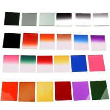 24 Color Square Full/Gradual Filter Ring Holder f Cokin P Series ND2 ND4 ND8 New