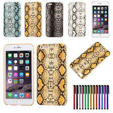 Snake Skin Style Design PC Hard Case Cover for iPhone 6 5.5 inch              E4