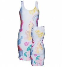EXCLUSIVE Ladies My Little Pony All Over Print Bodycon Dress from Mr Gugu And Mi
