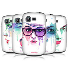 HEAD CASE DESIGNS FACES IN WATERCOLOUR CASE FOR SAMSUNG GALAXY POCKET NEO S5310