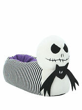 NWT Nightmare Before Christmas Jack Head Adult Plush Slippers Shoes S M L XL
