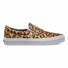 VANS - LEOPARD - Classic Slip On Shoes (NEW w/ FREE SHIP) Digi WOMENS SIZES 5-11