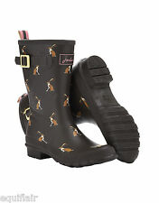 Joules Molly Welly (R) Womens Calf Length Wellington Boots - Brown Hare - AW2014