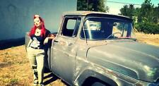 Ford : F-100 1958 F100 Pickup Lowered 1/2 Ton No Reserve!!!