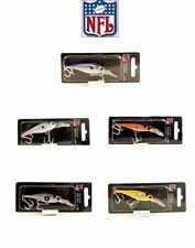 NEW Assorted NFL Team Crank Bait Minnow Fishing Lures