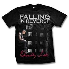 FALLING IN REVERSE Fashionably Late Album Adult Tee Shirt Officially Licensed Ne