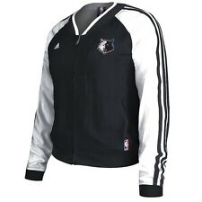 Minnesota Timberwolves ADIDAS Authentic On-court Woven Track Jacket Women's