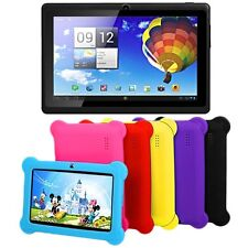"Kocaso Tablet 7"" w/ Kid's Case Android 4.2 1.5 GHz Dual Core Dual Camera 4GB"