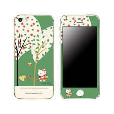Hello Kitty Skin Decal Sticker iPhone 6 Plus Universal Mobile Phone Heart Apples