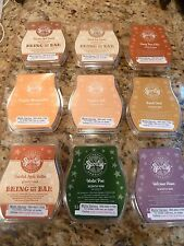 SCENTSY BARS--NEW--CHOOSE YOUR SCENT
