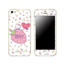 Skin Decal Stickers iPhone 6 Plus Universal Mobile Phone Strawberry Hello Kitty