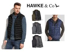 HAWKE & CO SPORT LIGHTWEIGHT DOWN, Packable Mens New VEST