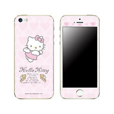 Skin Decal Sticker iPhone Galaxy Universal Mobile Phone Pink Angel Hello Kitty