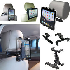 """360 Degree Universal Car Back Seat Suction Mount Holder IPAD & Tablets 7"""" To 11"""""""