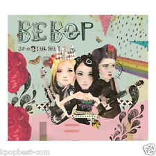 BEBOP - SPECIAL DAY (2nd Mini Album) (CD + Poster + Gift Photo) KPOP