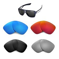 Walleva Replacement Lenses for Oakley Dispatch II Sunglasses -Multiple Options