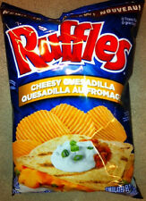 CANADIAN RUFFLES CHIPS - All Dressed, Cheesy Quesadilla, Jalapeno & MORE 235g